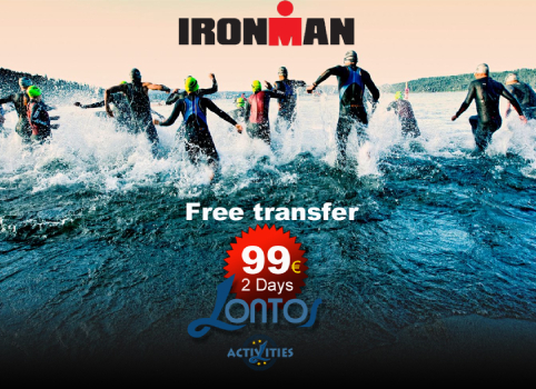 2020 IRONMAN 70.3 Greece, Costa Navarino