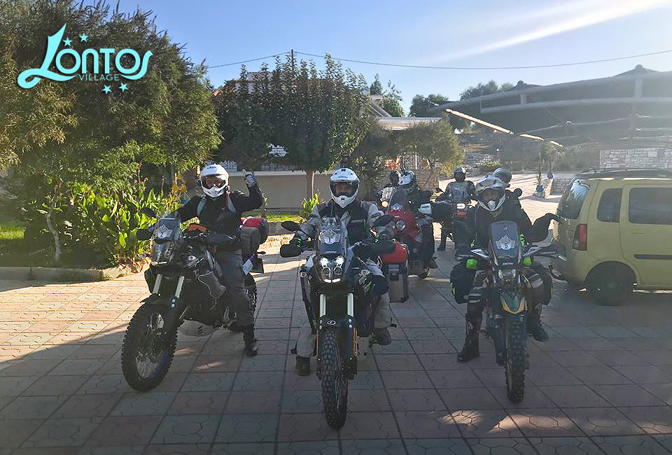 The most biker friendly place in Messinia!